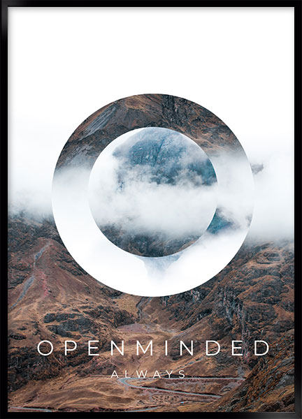 Posters - Openminded