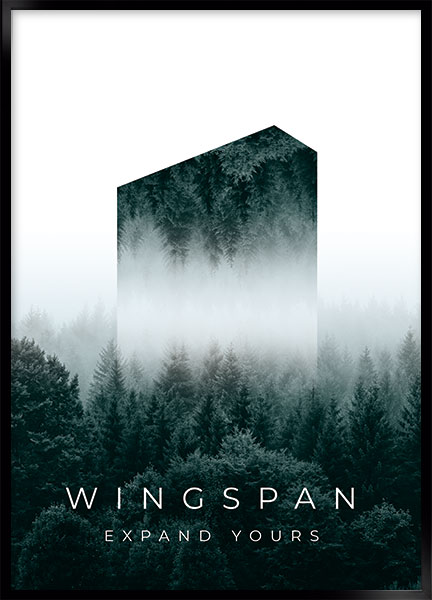 Posters Wingspan - Text posters