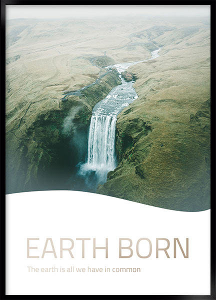 Posters - Earth born
