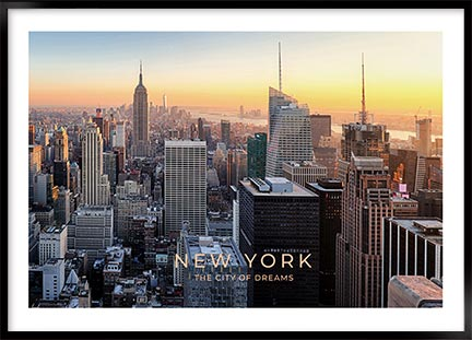 Posters - New York dreams