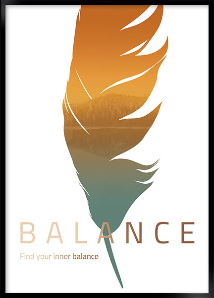 Posters - Balance