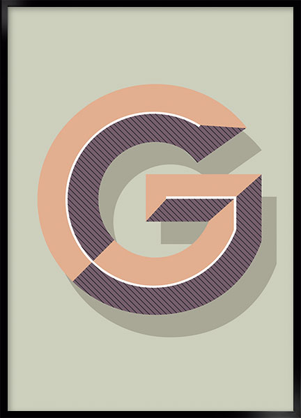 Posters - G art deco